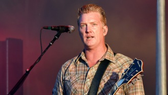 Josh Homme's Daughter Reportedly Obtained A Restraining Order Against Him After His Sons Were Denied