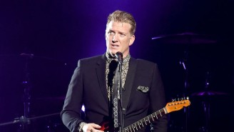 Josh Homme's Children Are Seeking Restraining Orders Against Him Stemming From Abuse Allegations