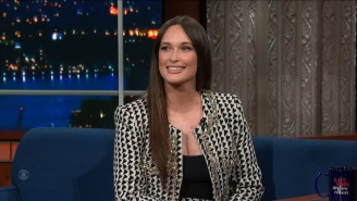 Kacey Musgraves Says Her Album 'Star-Crossed' Is About Being 'F*cked Celestially'