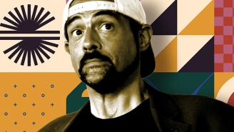 A Lively Chat With Kevin Smith About Marvel Movies, 'Tusk 2,' And His Career-Spanning New Book