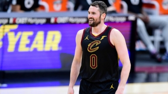 Kevin Love Responds To Jerry Colangelo's Comments About His Time With USA Basketball: 'F*ck Him'