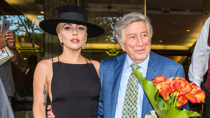 """Lady Gaga and Tony Bennett -- """"Love For Sale"""""""