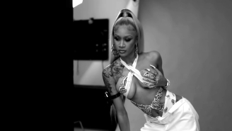 Lakeyah's 'Reason' Video Details The Creation Of Her Gangsta Grillz Mixtape, 'My Time'