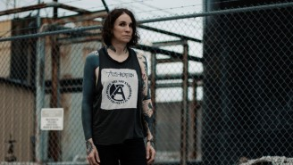 Laura Jane Grace Surprise-Dropped A New EP, 'At War With The Silverfish'