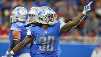 A Bettor Has Gone 15-For-15 On An NFL Money Line Parlay Worth $726,939, But Now Needs The Lions To Beat The Packers
