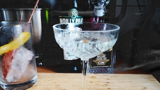 The Only Dry Martini Recipe You'll Ever Need. Period.