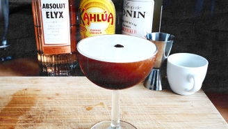 Power Through Your Short Work Week With This Espresso Martini Recipe