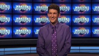Matt Amodio Is Officially A 'Jeopardy!' Millionaire After His Latest Big Win