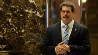 A Trump Bodyguard-Turned-Accountant Named Matthew Calamari May Reportedly Be The Target Of Prosecutors After New Evidence Was Discovered In A Basement