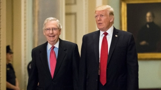 Mitch McConnell Ripped Trump As A 'Fading Brand' Akin To A Past-His-Prime Old Horse