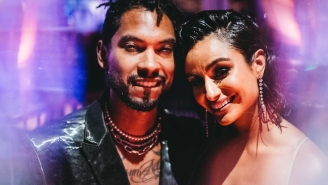 Miguel And Nazanin Mandi Announced Their Separation After 17 Years Together