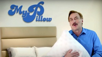 Mike Lindell Is Reportedly Desperate To Get His MyPillow Ads Running On Fox News Again