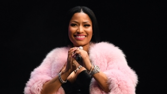 Nicki Minaj Made Her First Public Performance In Two Years At Lil Baby's LA Tour Stop