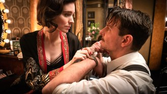 The 'Nightmare Alley' Trailer Isn't What You Might Expect From Guillermo Del Toro