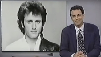 One Of The Sweetest And Most Surprising Norm Macdonald Tributes Came From, You Guessed It, Frank Stallone