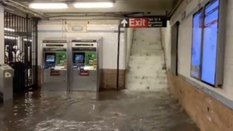 Hurricane Ida Brought Terrifying Flash Flooding To New York City And Is Reminding Everyone Of The Climate Change Disaster Movie 'The Day After Tomorrow'