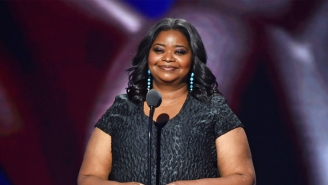Octavia Spencer Has Apologized To Britney Spears After That Prenup Joke About Her Engagement