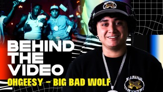 OhGeesy Reveals What's Behind The 'Big Bad Wolf' Video
