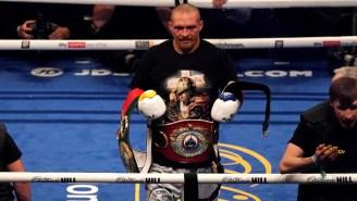Oleksandr Usyk Shocked Anthony Joshua Via Unanimous Decision To Become Boxing's World Heavyweight Champion