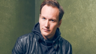Patrick Wilson Is Shredded And Super Hairy For His Very Different 'Aquaman' Sequel Look On The Beach