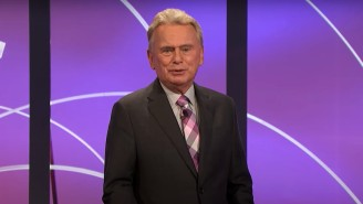 Pat Sajak Has Admitted He's 'Closer To The End' Of His Time Hosting 'Wheel Of Fortune'