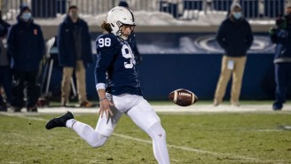 A Referee Mistake Led To Penn State Punting On Third Down Against Auburn