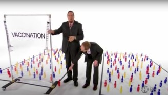 An Old Penn And Teller Clip About Vaccines Is Circulating Again Amid Coronavirus Vaccine Skepticism