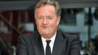 Piers Morgan Has Come 'Home' To Fox: 'We're Going To Have A Lot Of Fun'