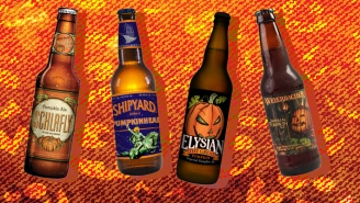 Well-Known Pumpkin-Flavored Craft Beers, Tasted And Ranked