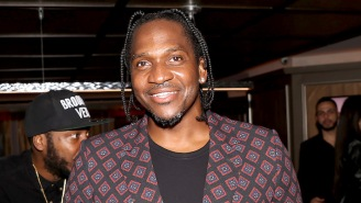 Pusha T Seemingly Enjoys Drake's 'Certified Lover Boy' Having A Major Day-Two Streaming Drop-Off