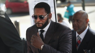 R. Kelly Was Reportedly Put On Suicide Watch After His Conviction On Federal Sex Crimes