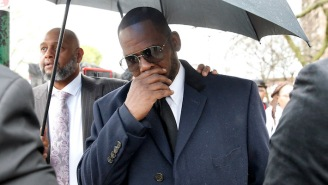 R. Kelly Was Unable To Produce One Of His Own Witnesses On The First Day Of His Defense