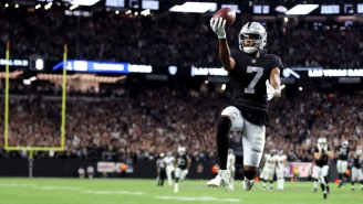 The Raiders Beat The Ravens In A Wild Overtime That Featured Two Crushing Turnovers