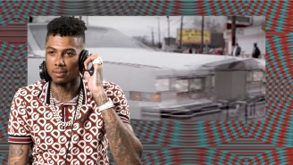 Mike Jones' 'Still Tippin' Video Shocks Bia, Blueface, And Blxst When The Phone Number Still Works