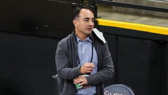 Report: The Timberwolves Fired Gersson Rosas Over Internal Dysfunction And After Learning Of An Affair With A Staffer