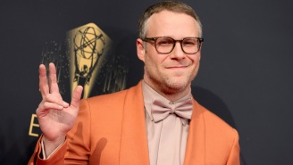 The Producers Of The Emmys Are Pretty Ticked Off At Seth Rogen