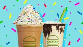 Shake Shack And Milk Bar Teamed Up For Two Fall Shakes — So Are They Any Good?