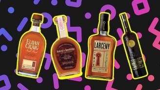 Whiskey Taste Test: A Small Batch, Blind Bourbon Bottle Battle