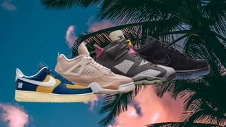 SNX DLX: Featuring Undefeated's Second '5 On It' Drop, New Jordan 4 and 6s, & Chocolate Milk Dunks