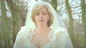 Kristen Stewart Lives Two Lives As Princess Diana In The Opulent 'Spencer' Trailer
