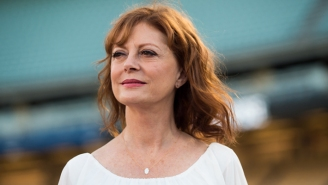Some People Are Somehow Blaming Susan Sarandon For, Uh, The Abortion Ban In Texas, And It's Very Silly