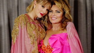 Taylor Swift Refutes The Notion That 'Country Girls Can't Go Pop' With A TikTok Tribute To Shania Twain