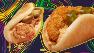 We Reviewed Taco Bell's Brand New Fried Chicken Sandwich, Then Hacked It To Make It Better