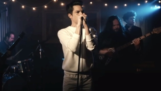 The Killers Brought 'Dying Breed' And 'When You Were Young' To The Top Of 30 Rock Last Night On 'Fallon'