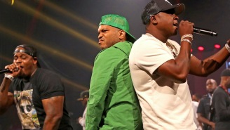 Jadakiss Reveals How The LOX Landed On Kanye West's 'Donda'
