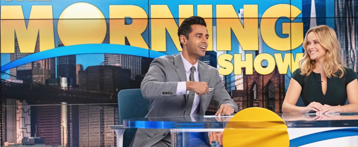 'The Morning Show' Juggles The Covid-Elephant-In-The-Room As Deftly As Possible (And Thank God For More Crudup)