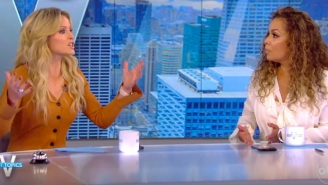 'The View' Co-Hosts Throw Down Over Whether Monica Lewinsky Was A Victim Of Cancel Culture