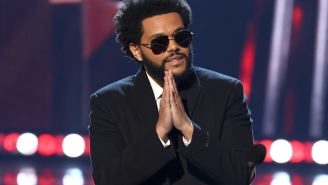 The Weeknd Continues To Tease His New Era With An 'American Psycho' And Kendrick Lamar Mashup