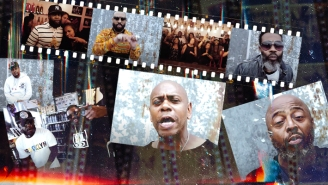 The Video For Talib Kweli & Diamond D's 'The Fold' Is A Raw, Cameo-Filled Experience