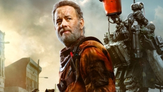 The Poster For Tom Hanks' Upcoming Film, 'Finch,' Is Sparking Some Strong (And Confused) Reactions